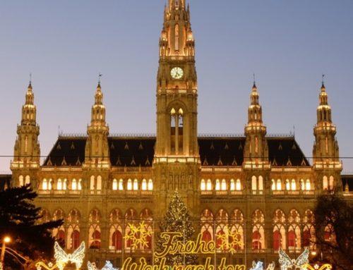 Βιέννη – Χριστούγεννα – Πρωτοχρονιά – Θεοφάνεια 5 μέρες