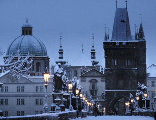 Πράγα – Βιέννη – Βουδαπέστη Χριστούγεννα & Πρωτοχρονιά    9 ΜΕΡΕΣ