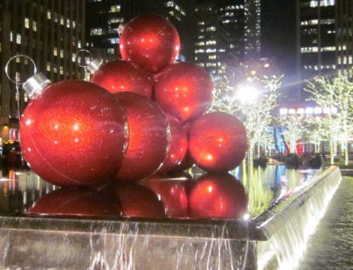 Νέα Υόρκη Χριστούγεννα-Πρωτοχρονιά-Θεοφάνεια | 8, 9, 10 μέρες