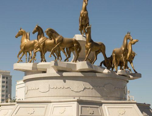 Τουρκμενιστάν Οδοιπορικό ταξίδι | 14 ΜΕΡΕΣ