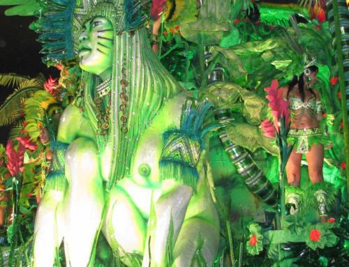 Καρναβάλι στο Ρίο ντε Τζανέιρο – Η μεγάλη παρέλαση στο Σαμπόντρομο | 12 ΜΕΡΕΣ
